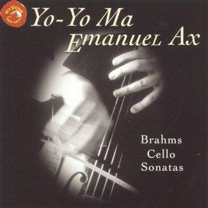 Image for 'Brahms Cello Sonatas'