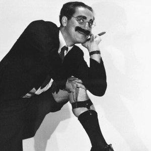 Bild för 'Groucho Marx'