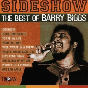 Immagine per 'Sideshow: Best of Barry Biggs'