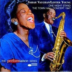 Image for 'Sarah Vaughan & Lester Young'