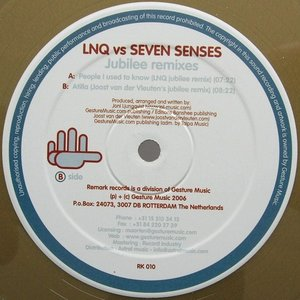 Image for 'Seven Senses - Atilla (Joost van der Vleuten's Jubilee Remix)'