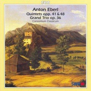 Image for 'Eberl: Piano Quintets and Piano Trio'