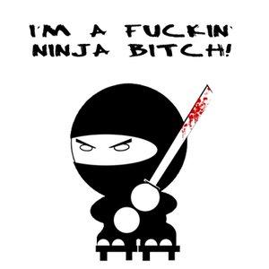 Image for 'I´m a fuckin' Ninja Bitch!'
