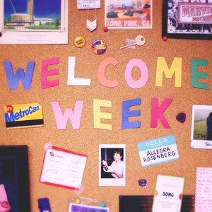 Immagine per 'Welcome Week EP'