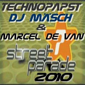 Image for 'Streetparade 2010 Zürich'