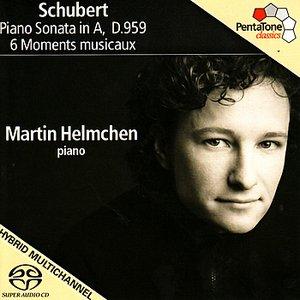 Image for 'SCHUBERT, F.: Piano Sonata No. 20, D. 959 / 6 Moments musicaux, D. 780 (M. Helmchen)'