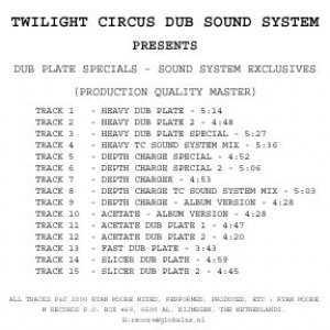 Image for 'Twilight Circus Dub Sound System'