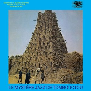 Image for 'Le mystère jazz de Tombouctou'