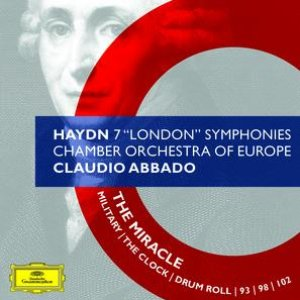 "Image for 'Haydn: 7 ""London"" Symphonies'"