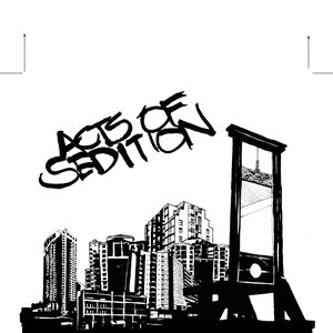 """Image pour 'Acts of Sedition/Sadville split 7""""'"""