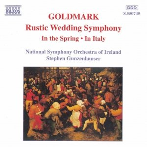 Image for 'GOLDMARK: Rustic Wedding Symphony / In the Spring'