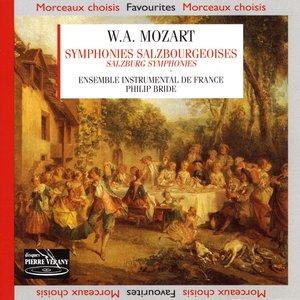 Image for 'Divertimento en si bémol majeur, Symphonies salzbourgeoises, KV. 137  : Andante'