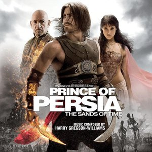 Image for 'Prince of Persia: The Sands of Time (Soundtrack from the Motion Picture)'