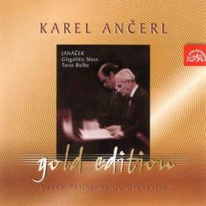 Image for 'JANÁČEK: Glagolitic Mass; Taras Bulba (conductor Karel Ančerl, Prague Philharmonic Chorus & soloists)'