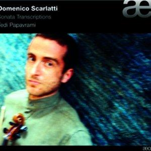Image for 'Scarlatti: Violin Transcriptions'