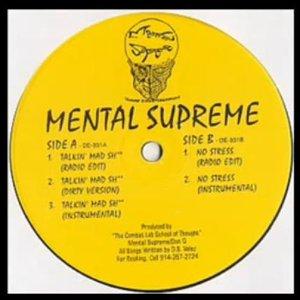 Imagen de 'Mental Supreme'