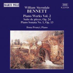 Image for 'BENNETT: Suite de Pieces, Op. 24 / Piano Sonata No. 1, Op. 13'