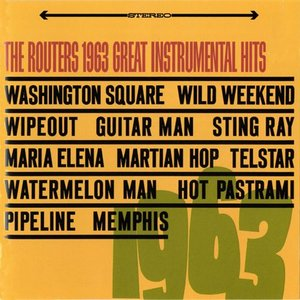 Image for '1963 Great Instrumental Hits'
