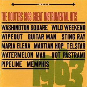 Bild für '1963 Great Instrumental Hits'