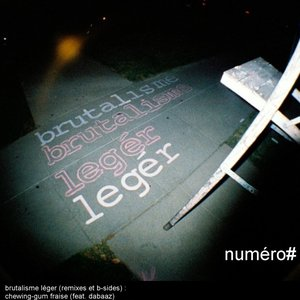 Immagine per 'Brutalisme Léger (Remix/B-Sides)'