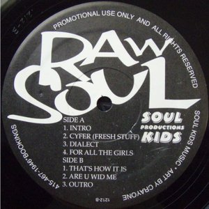 Image for 'Raw Soul'