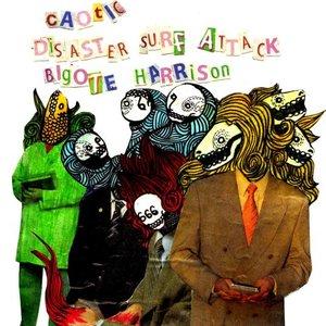 Imagen de '3 way split caotic (ica,peru) ; disaster surf attack (santiago,chile) ; bigote harrison (los angeles,chile)'
