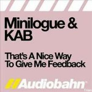 Image for 'Minilogue & Kab'
