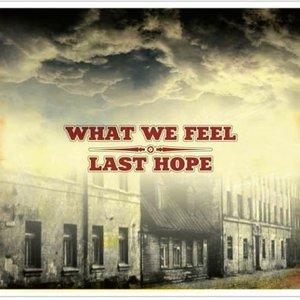 Bild für 'What We Feel & Last Hope - Split CD'
