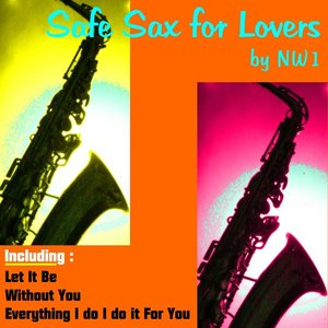 Image pour 'Safe Sax for Lovers'
