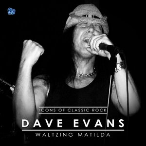 Image pour 'Icons Of Classic Rock Dave Evans'
