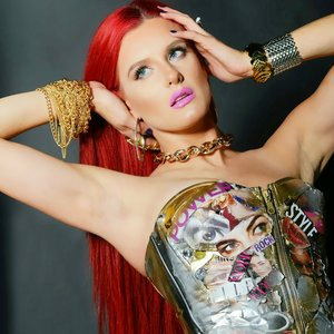 Image for 'Justina Valentine'