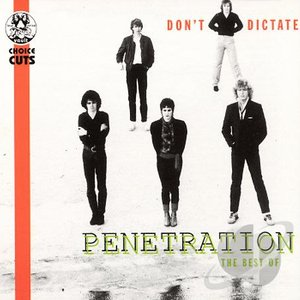 Image pour 'Don't Dictate - The Best Of Penetration'