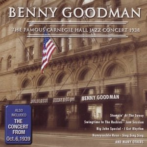 Image for 'The Famous Carnegie Hall Jazz Concert'