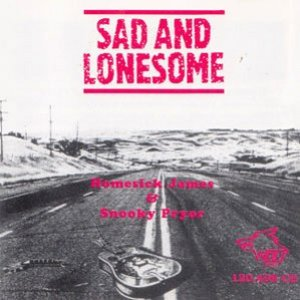 Image for 'Sad and Lonesome'