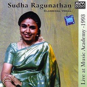 Bild för 'Live At Music Academy - 1993 (Sudha Ragunathan)'
