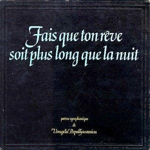 Image for 'Fais Que Ton Rêve Soit Plus Long Que La Nuit'