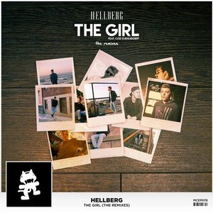 Image for 'The Girl (The Remixes)'