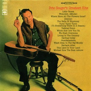 Image for 'Pete Seeger's Greatest Hits'