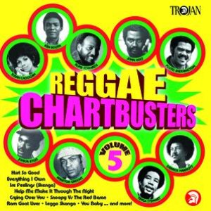 Image for 'Reggae Chartbusters Vol. 5'