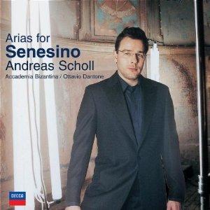Image for 'Arias for Senesino'