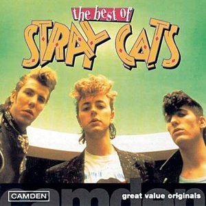 Image for 'Best Of The Stray Cats'