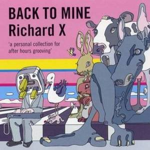Image for 'Back To Mine: Richard X'