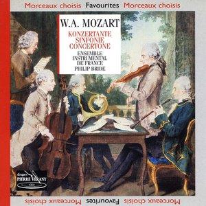 Image for 'Symphonie Concertante en mi bémol pour violon, alto & orchestre, K 364 : Presto'