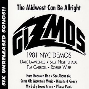 Image for 'The Midwest Can Be Allright - 1981 NYC Demos - EP'