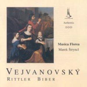 Image for 'Vejvanovský (Musica Florea)'