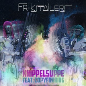 Image for 'Knippelsuppe (feat. Copyfokking)'
