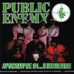 Image pour 'Apocalypse 91… The Enemy Strikes Black'