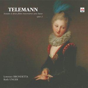 Image for 'Telemann : Sonates à deux flûtes'