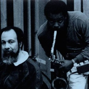 Image for 'David Murray & Milford Graves'
