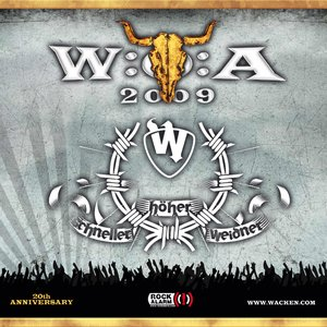 Image for 'Live in Wacken 2009'